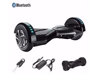 "AuraZoom ® Drift Cycle Balancing Hoverboard Smart Scooter 8.5"" Wheels Bluetooth Brand New Ex Display"