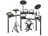 Roland TD-12KV v-drums + Roland TDA-700 v-drum amplifier