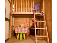 Wendy house/ play house