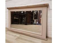 Overmantle Mirror (DELIVERY AVAILABLE)