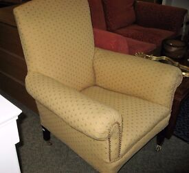 Classic country house looking chair, lounge, bedroom