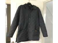 BARBOUR Liddesdale Men's Quilted Jacket Size Large*Superb Condition*. £40!