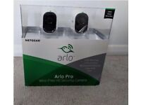 NEW Arlo Pro Rechargeable Wire-Free HD Cameras with Audio (VMS4230) by NETGEAR