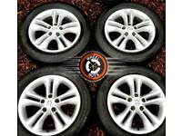 """17"""" Genuine Nissan alloys Juke Qashqai excellent condition excellent matching tyres"""