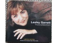 Lesley Garrett CD - The Collection. Boxed set of 2