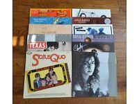 60+ Vinyl LP's and 25+ Vinyl Singles