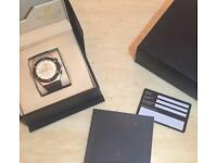 Hublot Big Bang Geneva Watch (NEARLY NEW) Box + Booklet Not Rolex!