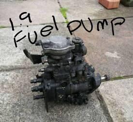 1.9 td vw fuel pump