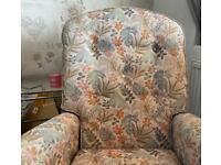 High back chair FREE
