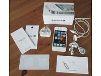 Apple iPhone 4s 16GB EE - VGC - boxed with accessories