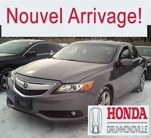 2013 Acura ILX Techn Package+CUIR+NAVIGATION