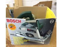 Top quality German-made Bosch hand held circular saw PKS 66 1200W, box, with instructions