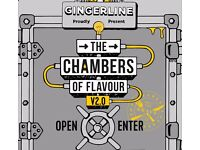 Ticket for Chambers of Flavour