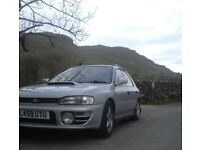 Subaru Impreza wrx turbo wagon classic