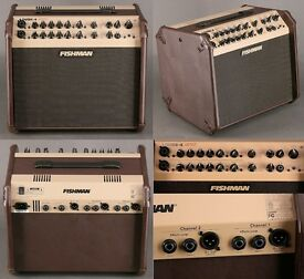 Fishman Loudbox Artist Pro Acoustic Amp