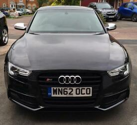 Audi S5 Black Edition 3.0 v6 Coupe 2012
