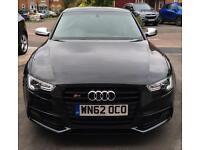 Audi S5 Black Edition 3.0 v6 Coupe 2012
