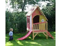 Crooked Tower Playhouse - brand new RRP £459