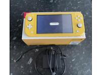 Nintendo lite spares or Repairs