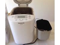 automatic Panasonic bread maker sd-2500