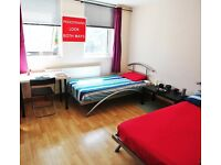 Massive Twin room for 2 Friends*** MAIDA VALE ** International flatshare!!