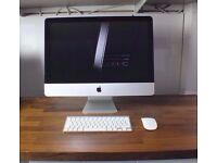 "Fully Refurbished 21.5"" i3 Apple iMac"