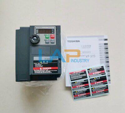 1pcs New For Toshiba Inverter Vfs15-4004pl1-ch Three-phase 400v0.4kw