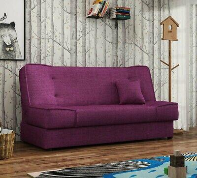 Wohnzimmer Moderne Schlafsofa (Sofa Tokepi Schlafsofa Polstercouch mit Bettkasten Modern Wohnzimmer Design NEU)