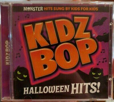 Kidz Bop Halloween Cd (Kidz Bop Halloween Hits! by Kidz Bop Kids (CD, Sep-2012, Razor &)
