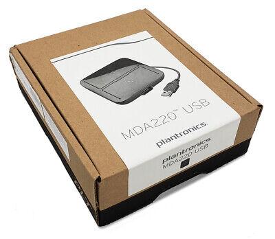 Plantronics MDA220 USB Switch (207414-03) Brand New, 2 Year Warranty