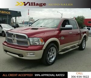 2011 Dodge Ram 1500 Laramie Longhorn Back-up Camera, Sirius X...
