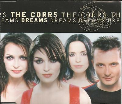 The Corrs Dreams 5Trx Rare Mixes   Edits Cd Single Sealed Fleetwood Mac Remake