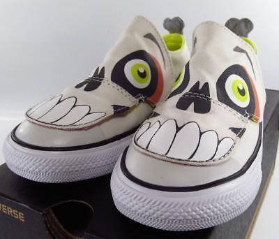 Converse CTAS Creatures Ox Zombie Skeleton Halloween Infant Kids Sneaker - Childrens Converses