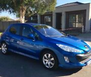 2008 PEUGEOT 308 XSE TURBO IMMACULATE!!! Maribyrnong Maribyrnong Area Preview