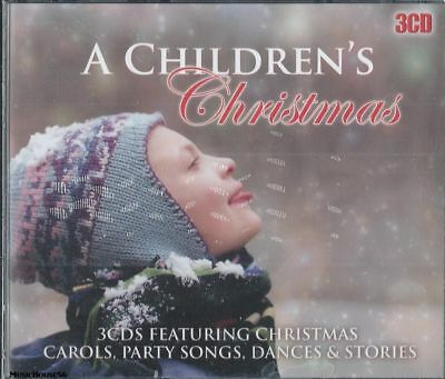 A CHILDREN'S CHRISTMAS - Carols, Party Songs, Dances - Christian Christmas CD ()