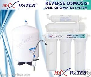 5-Stage-Drinking-Reverse-Osmosis-System-RO-Water-Filter