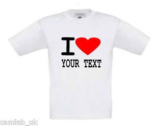 Mens-Unisex-I-Love-Heart-Custom-Personalised-T-Shirt-Top-Printed-Free-UK-POST