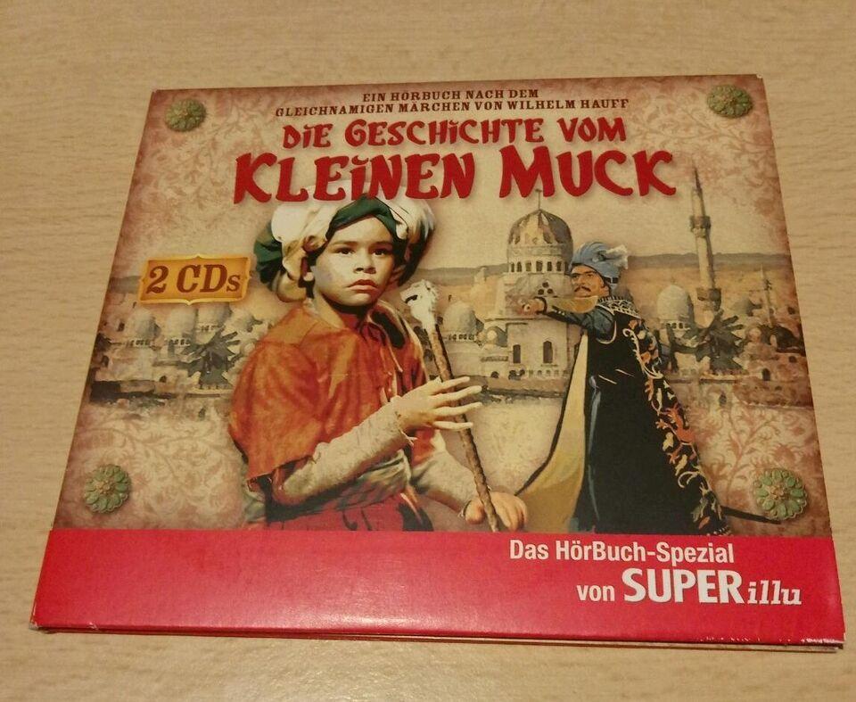 Verkaufe Das Hörbuch : Die Geschichte vom kleinen Muck in Erlangen