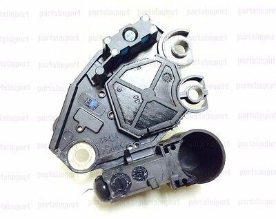 Gebraucht, BMW E60 545i 645Ci 650i X5 4.4i 4.8is Valeo OEM Lichtmaschine Spannungsregler gebraucht kaufen  Versand nach Germany