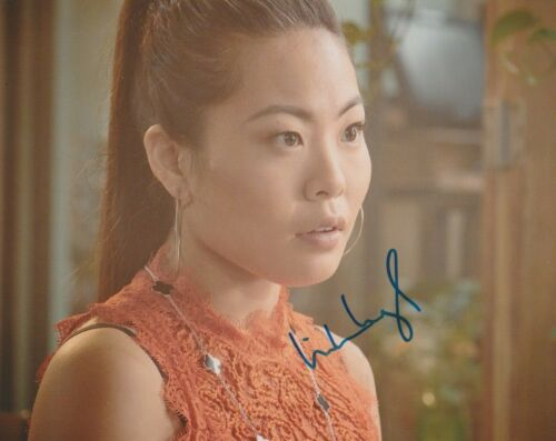 Nicole Kang Batwoman Autographed Signed 8x10 Photo COA 2019-2