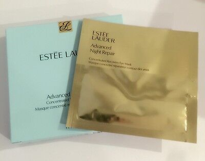 ESTEE LAUDER ADVANCED NIGHT REPAIR Concentrated Recovery Eye Mask 1 Pair NIB