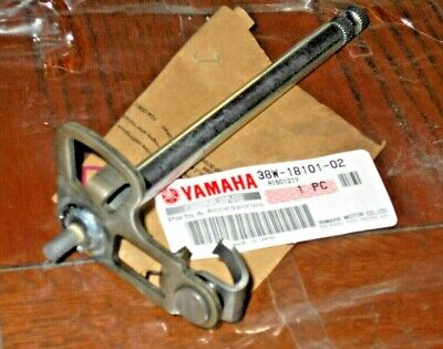 YAMAHA YZ250,IT250,IT465,YZ465,YZ490, IT490, WR500, TRI-Z 250 ENGINE SHIFT SHAFT