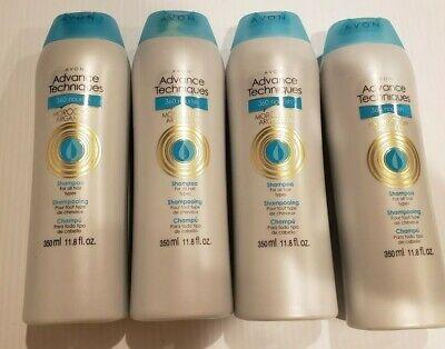 Avon Advanced Techniques 360 Nourish Moroccan Argan Oil Shampoo 11.8 fl oz 4