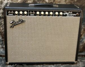 Fender vibrolux custom