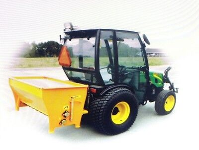 Hydromann Model 300h Drop Spreader - Free Delivery Anywhere In New York State