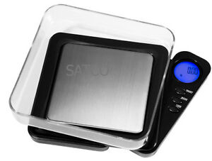 On-Balance-Diesel-Digital-Scale-DL-100-Mini-Pocket-Scales-100g-x-0-01g-XL-Tray
