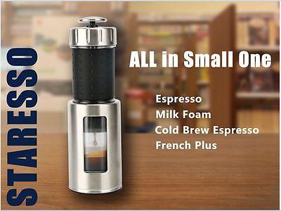 Капучино и эспрессо- Staresso Coffee Maker