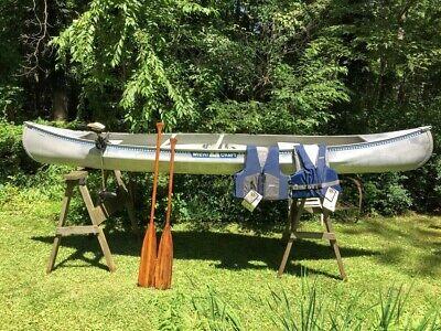 Canoes - Aluminum Canoe