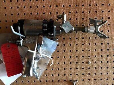 Used Graco Fusion Mp Gun W Mix Head