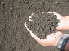 Top soil bio organic blend, premium quality, 10m3 free delivery Melton West Melton Area Preview